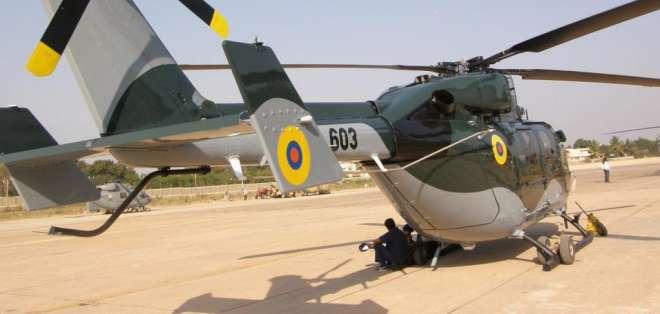 ECUADOR.- Las tres aeronaves están en tierra y no han sido usados a raíz de los accidentes. Foto: Archivo