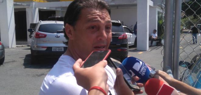 Carlos Alfaro Moreno explotó contra el arbitraje de Roddy Zambrano con fuertes declaraciones.