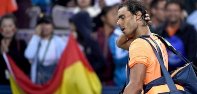 El español ha tenido una temporada irregular por sus lesiones. Foto: AFP