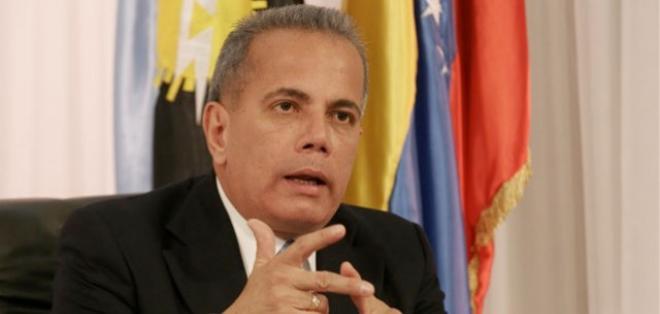 Fue recluido en octubre de 2015, cuando regresó a Venezuela tras 6 años en el extranjero.