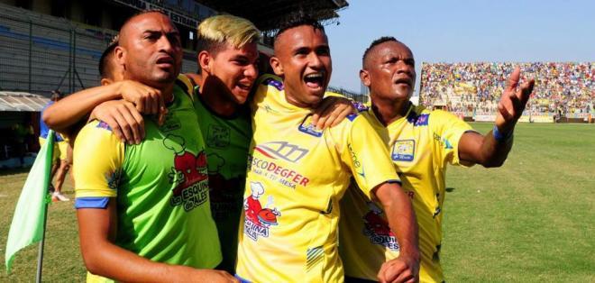 Jordan Sierra desértó el interés de los clubes del Astillero para la próxima temporada.