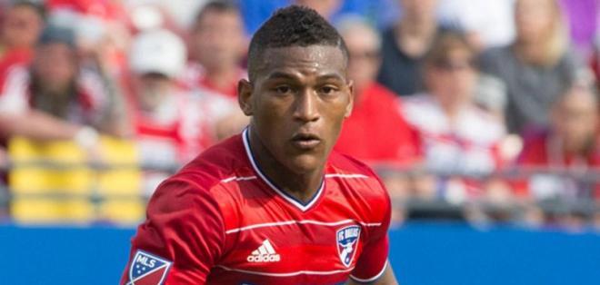 El ecuatoriano Carlos Gruezo marcó en la victoria del FC Dallas en condición de visitante.