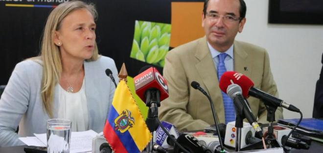 ECUADOR.- Las autoridades confirmaron que la suscripción del documento está prevista para el próximo 11 de noviembre, en Bruselas. Foto: Comercio Exterior