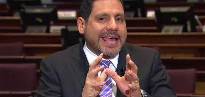 ECUADOR.- El asambleísta Christian Viteri insiste en que la Fiscalía pudo actuar antes contra Carlos Pareja. Foto: Archivo