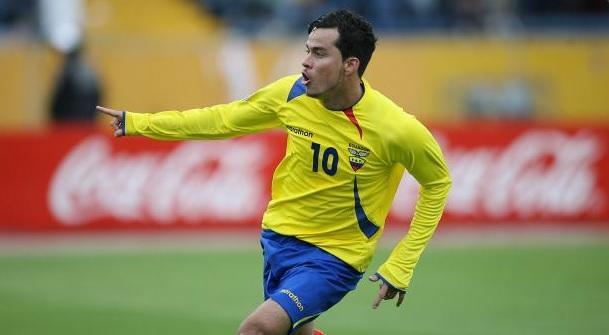Jaime Iván Kaviedes jugó dos mundiales con la selección ecuatoriana. Foto: Archivo