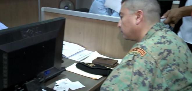Tribunal de Disciplina dispuso arresto por, supuestamente, faltar respeto a Correa.