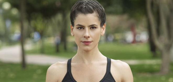 La actriz formará parte de la producción colombiana 'Hombres'. Foto: Instagram Zharick León.