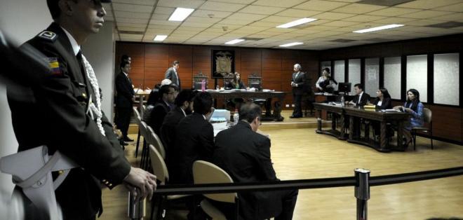 QUITO, Ecuador.-La defensa del exfuncionario no descartó que su cliente regrese al país. Foto: API.