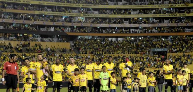 Los 'amarillos' dependen de sí mismos para lograr el título. Foto: API