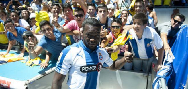 El ecuatoriano Felipe Caicedo podría sumar otra liga europea en su carrera deportiva.