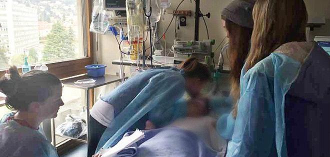 Kayleigh Harris se convirtió en un símbolo de donación de órganos.