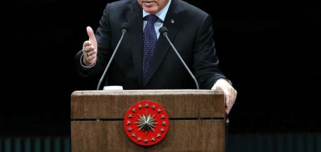 El voto europeo que paralizó las negociaciones con la UE provocó la reacción del mandatario. Foto: AFP