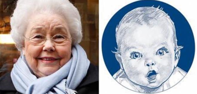 Ann Turner Cook fue inmortalizada cuando apenas tenías 4 meses en 1927.
