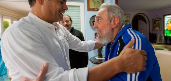 Varios mandatarios latinoamericanos lamentan el deceso del exgobernante cubano. Foto: Archivo / Cubadebate