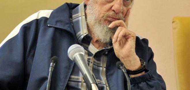 """El gobernante cubano Raúl Castro dijo que los restos del líder de la Revolución serán cremados según su """"voluntad expresa"""". Foto: Archivo"""