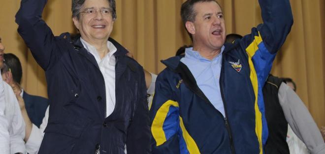 ECUADOR.- Impulsar el empleo y mayor apertura comercial son algunos de los ejes de trabajo de la dupla Lasso-Páez.