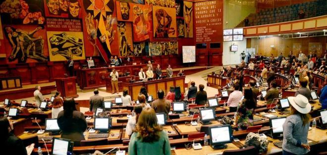 Oposición plantea que la Asamblea realice la preselección de candidatos al CPCCS. Foto: Archivo