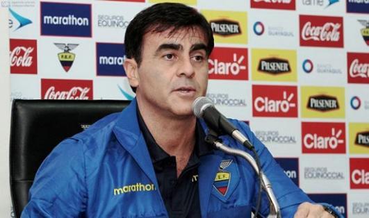 Gustavo Quinteros habló de la selección ecuatoriana de fútbol y sus posibilidades de ir a Rusia 2018.