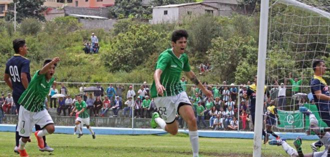 El delantero ecuatoriano Ronie Carrillo es el nuevo grito de gol de Liga de Quito.