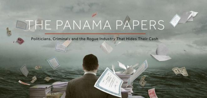 La fuga de información más grande proviene de Mossack Fonseca.