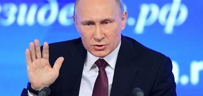 """Putin elogió el hacking por haber revelado la verdad y expuesto la """"manipulación del Partido Demócrata"""" de EE.UU."""