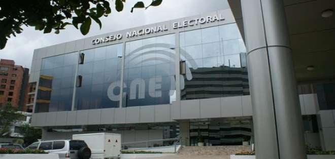 QUITO, Ecuador.- La contratación de los espacios de promoción solo se la podrá gestionar a través del CNE. Foto: Nodal.