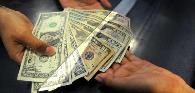 Cepal y Banco Central prevén una leve mejoría en la economía nacional. Foto referencial / Archivo