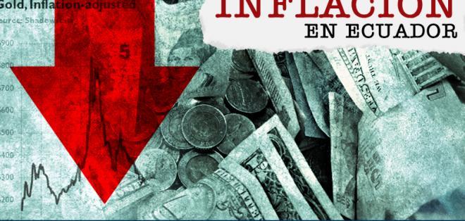 ECUADOR.- Según el INEC, Manta fue la ciudad con la inflación mensual más alta con el 0,65%. Foto: Ecuavisa