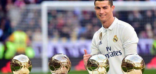Cristiano Ronaldo podría ganar una distinción más tras el espectacular 2016 que tuvo.