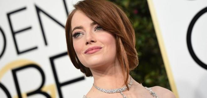 La bella intérprete causó furor entre los críticos por su impecable imagen en la ceremonia. Foto: USAOnlinepress.com.