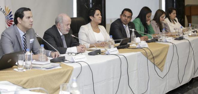 QUITO, Ecuador.- La Comisión de Fiscalización de la Asamblea requiere información detallada sobre el proceso precontractual con la empresa Odebretch. Foto: Flickr Asamblea.