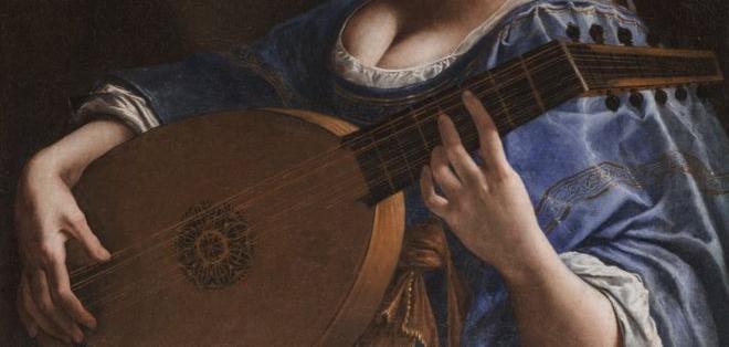 Artemisia Gentileschi fue una artista de excepcional talento.