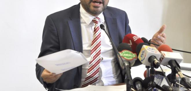Viteri debía comparecer este martes a Comisión del oficialismo por votar contra Ley de Plusvalía. Foto: Archivo / API
