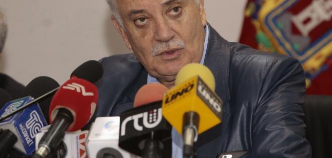ECUADOR.- El funcionario solicitó una reunión con autoridades de EE.UU. para recabar información. Foto: API