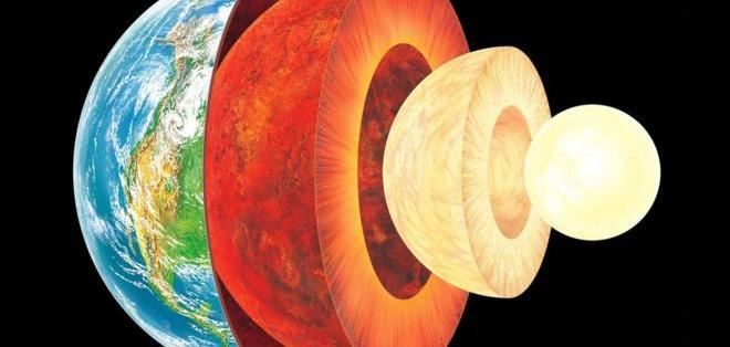 Este estudio sugiere que el silicio existe en el núcleo interno de la Tierra, junto con el hierro y el níquel.