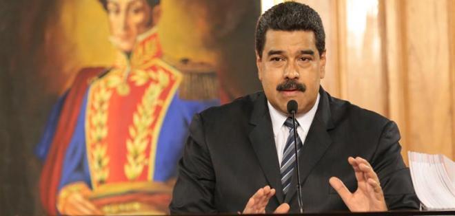 CARACAS, Venezuela.- La Asamblea Nacional aprobó la declaratoria de abandono del cargo de Maduro por el supuesto incumplimiento de sus funciones constitucionales. Foto: EFE.