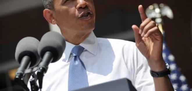 Una importante compañía se mostró interesada en los servicios del presidente Obama.