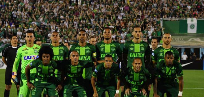 El Chapecoense jugará su primer partido internacional tras el accidente del pasado 28 de noviembre. Foto: Archivo