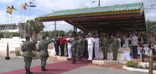 El general Wilson Navas es el nuevo comandante de esta rama del Ejército.