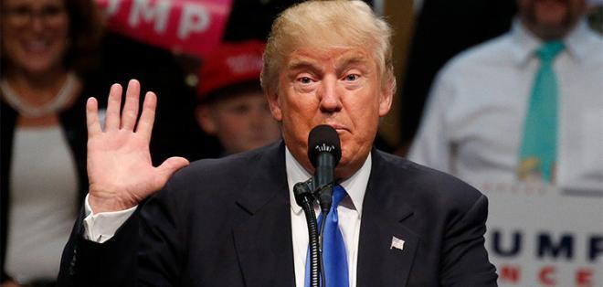 """El portavoz del presidente ruso Vladimir Putin, dijo que los reportes publicados sobre Trump en medios de comunicación eran una """"total invención y completo disparate"""". Foto: Archivo"""