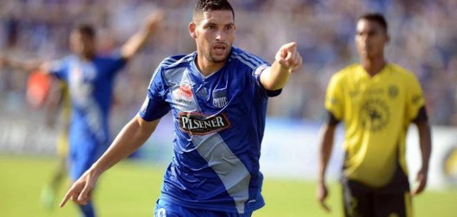 El argentino Cristian Guanca podría fichar por el club Independiente de Avellaneda.