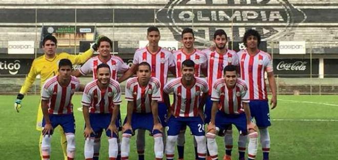La selección sub 20 de Paraguay se desplazó a territorio ecuatoriano.