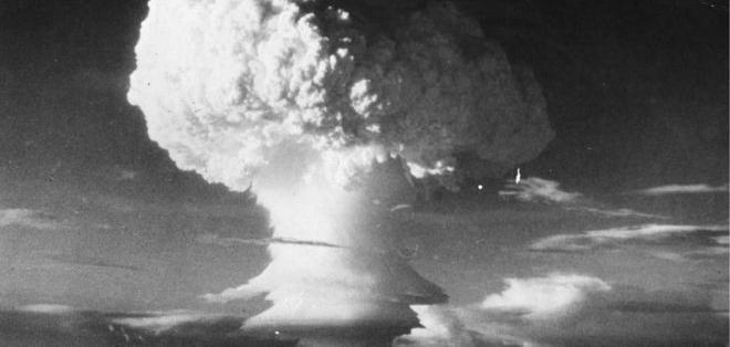 """El """"Reloj del Juicio Final"""" se inventó tras las preocupaciones de los científicos por el lanzamiento de la primera bomba atómica."""