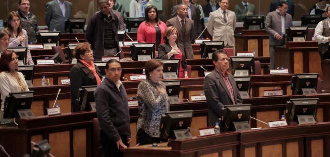ECUADOR.- Los ecuatorianos podrán elegir 15 legisladores nacionales y hasta 5 provinciales. Foto: Archivo