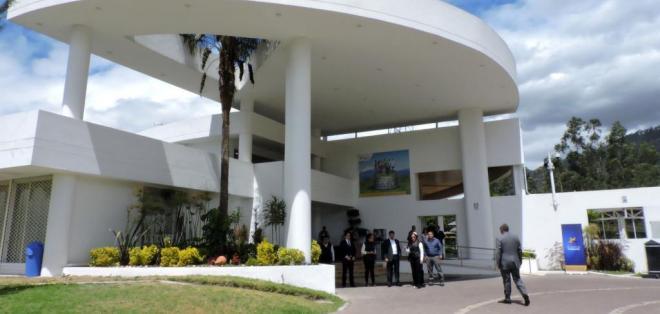 QUITO, Ecuador.- Pablo Romero, sociólogo de profesión, fue secretario nacional de Inteligencia en el 2012. Foto: Archivo