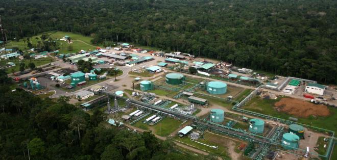 En 2008, la petrolera Burlington rechazó la Ley 42 sobre los ingresos extraordinarios. Foto: Tomado de Andes