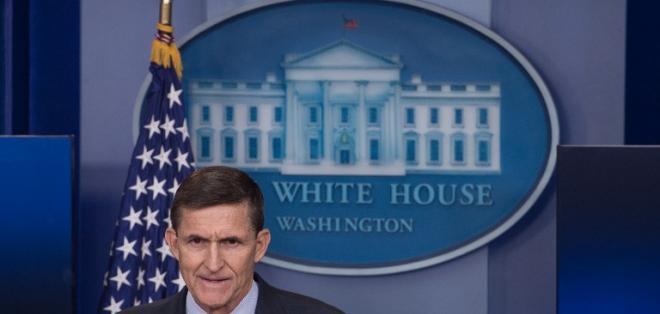 El general retirado estaba involucrado en un escándalo con el embajador ruso en EE.UU. Foto: AFP