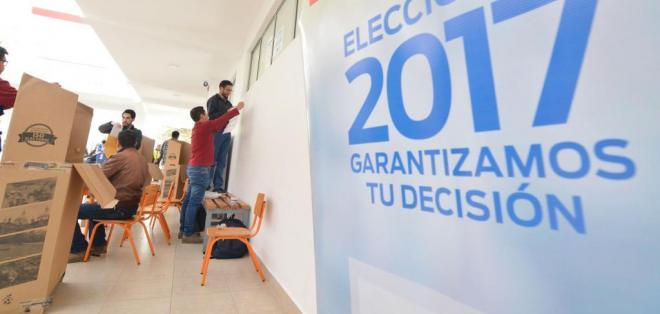 La campaña electoral en el país inició el 3 de enero y terminará mañana a la media noche. Foto: API