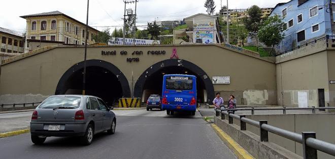 Los trabajos en el túnel de San Roque serán ejecutados por la compañía S.E.I. Ipiales. Foto: Tomada de Panoramio.