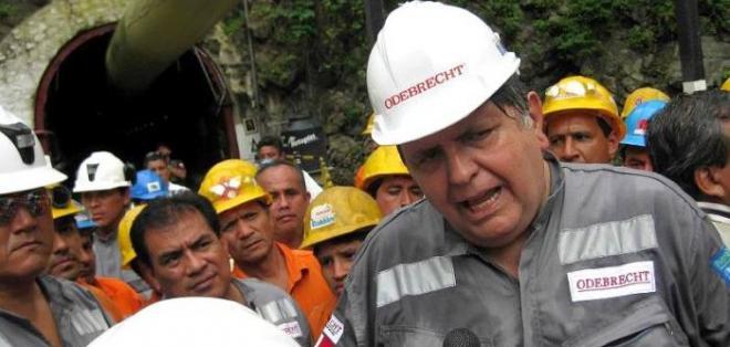 PERÚ.- García recordó que durante su gobierno, en 2008, se resolvió poner en concesión la construcción de un gasoducto en el sur del país. Foto: Archivo